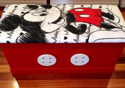 Mickey Mouse Toy Box 1