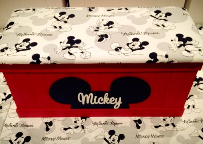 Mickey Mouse Toy Box 3