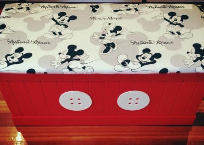 Mickey Mouse Toy Box 4