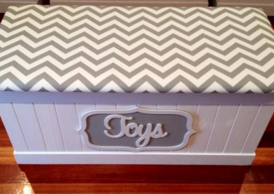 Neutral Toy Box 6