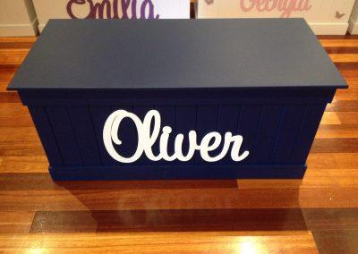 navy blue/Oliver